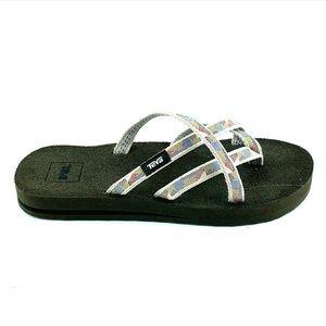 TEVA   Olowahu Mush Strappy Flip Flop Sandals